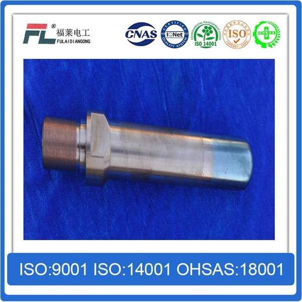 Copper and tungsten alloy contact finger
