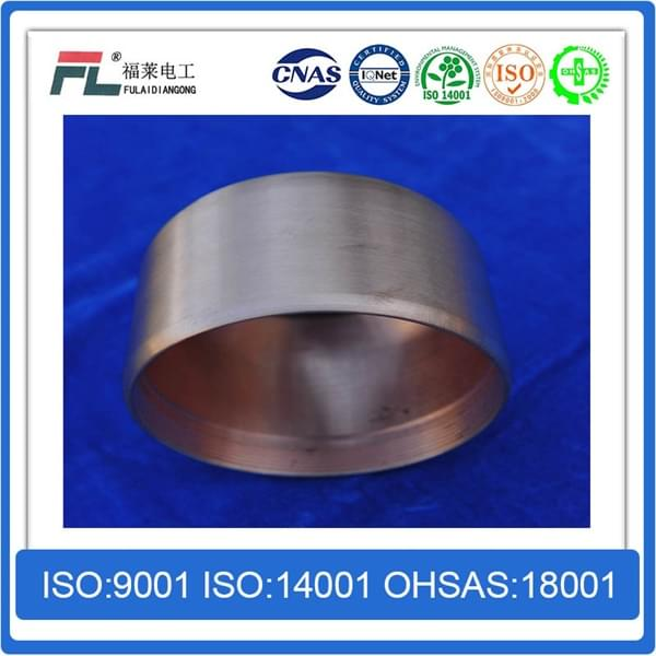 Copper tungsten alloy contact refers to main contact