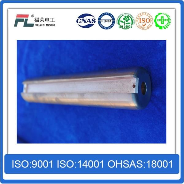 Static arc copper tungsten alloy contact