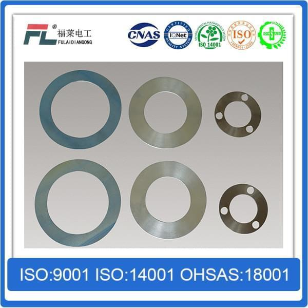 Zinc Based Titanium Based Alloy Valve Plate