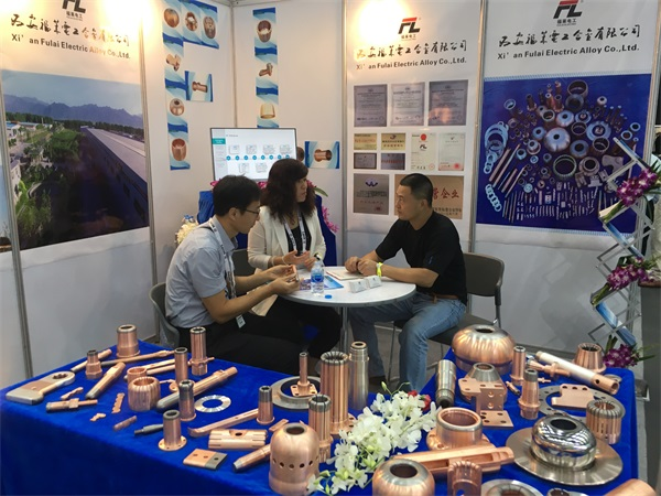 Fulai Electric Alloy Asia Power Week