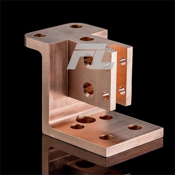 Tungsten copper alloy shielding material conductive clip