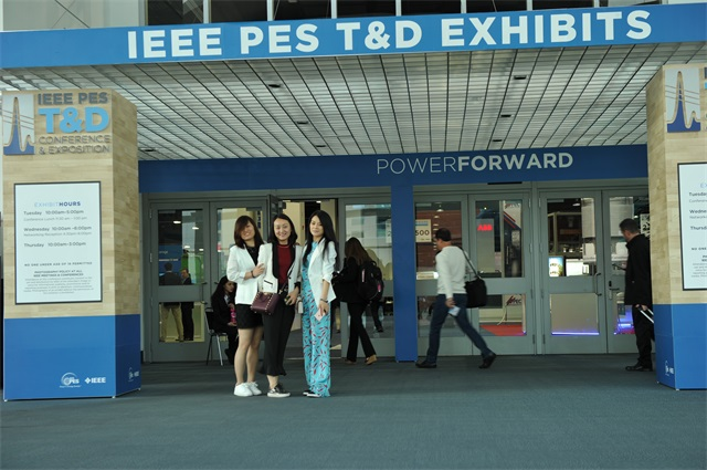 IEEE PES T&D EXHIBITS:Denver, USA