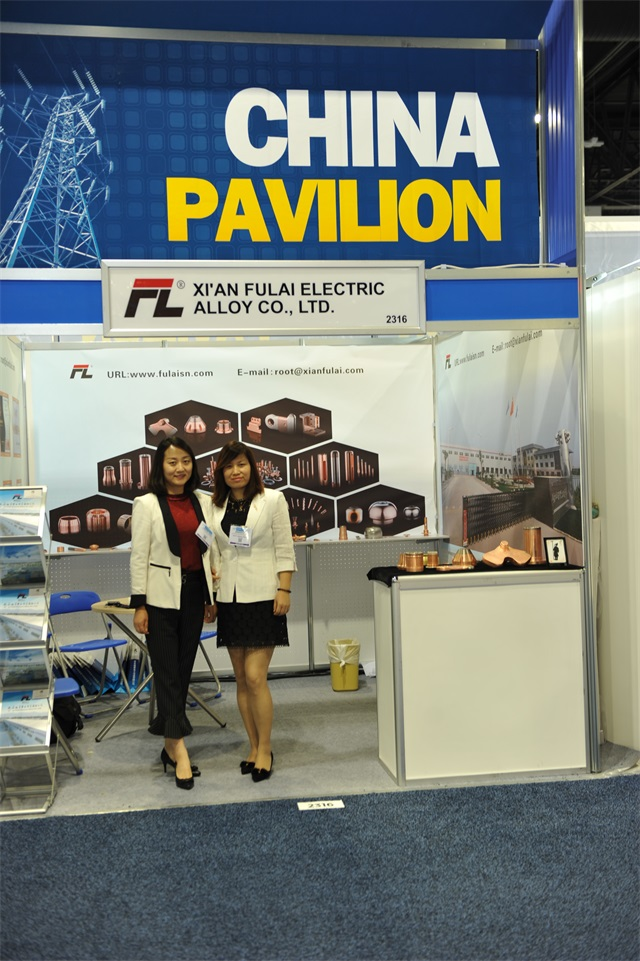 Xi'an Fly Electrical in IEEE PES T&D EXHIBITS:Denver, USA